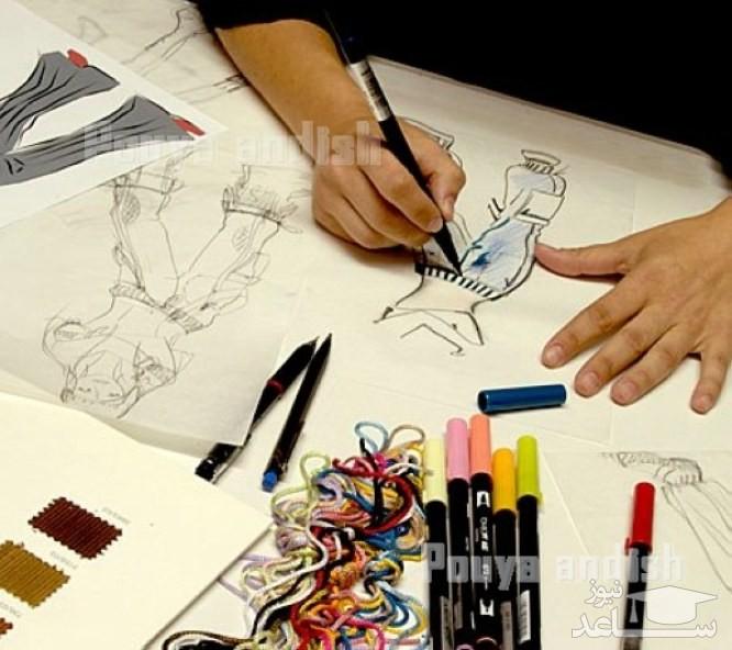 مهندس امیر مسعودی از پیشینه طراحی پارچه و لباس نقل میکند قسمت (۳)